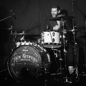 Alex Bridge. The Great British Rock & Blues Festival 2018 © copyright Adrian Thomas